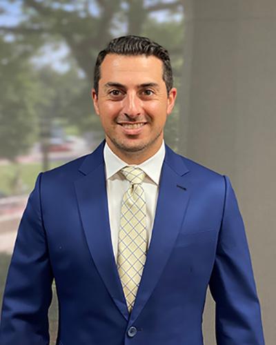 Endodontist Nabeel Atassi