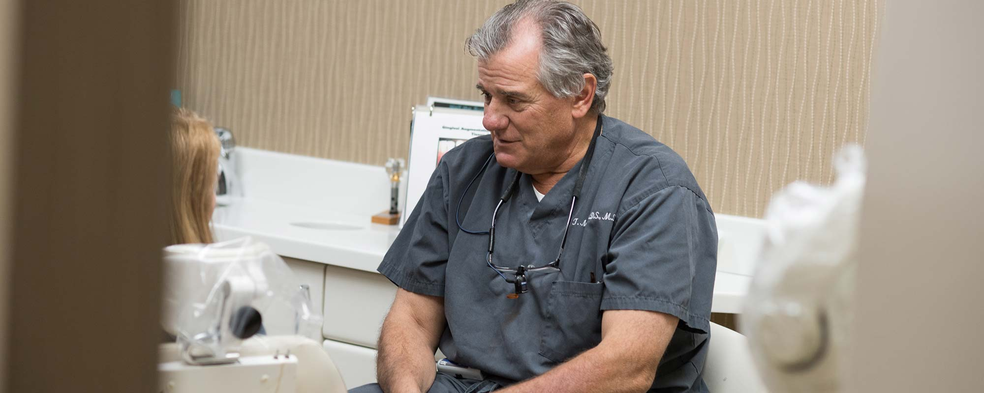 Learn about the periodontics services offered at Park Dental Specialists