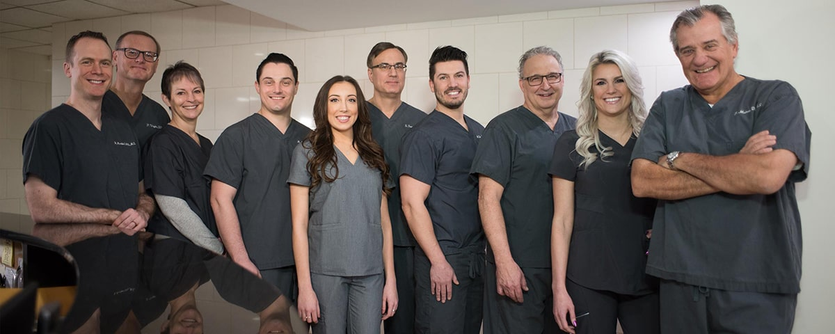 Meet the Park Dental Specialists Team